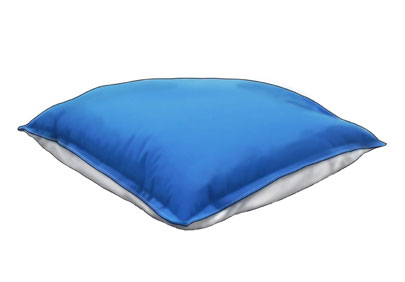 Polar Pillow To Cool The Hot Heads