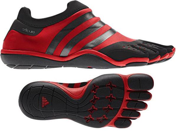 Adidas Adipure Trainer Copies Vibram's