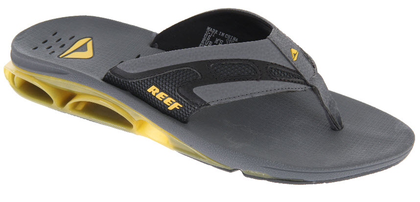 55afaffa92ac4 Flip-flops have long been the staple footwear for the beach. And they re  ultra-comfy for that purpose