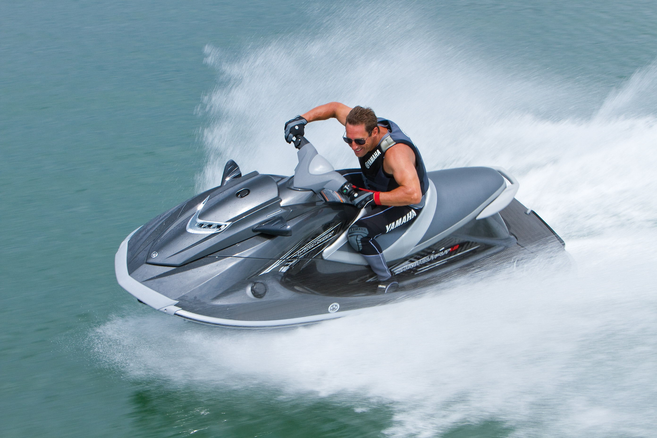 Yamaha Vxr Waverunner Packs 1 812cc Engine Lightweight Body