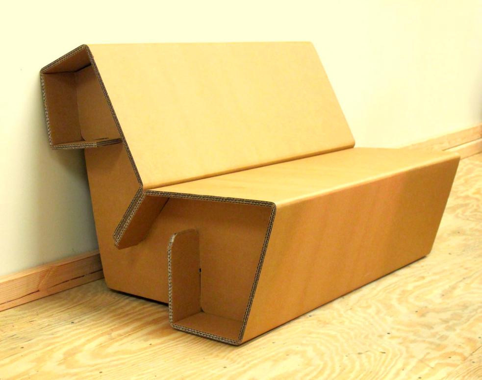 Chairigami Cardboard Chairs Look Equally Amazing And ...