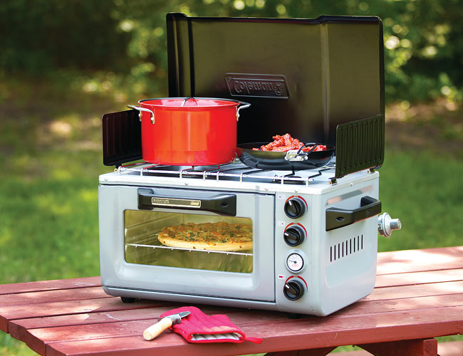Coleman Outdoor Portable Oven Stove
