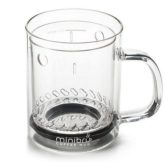 Minibru Is A Single Serve French Press Mug