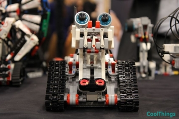 LEGO-Mindstorms-ev3-Tracker