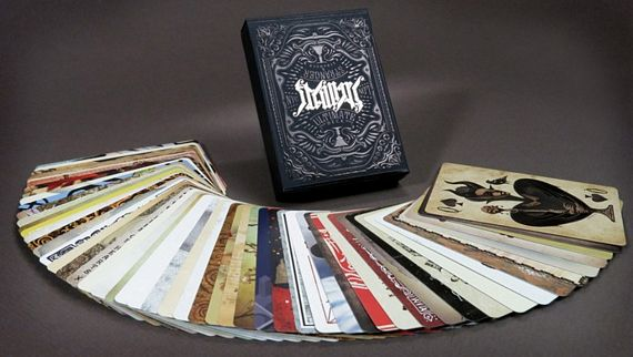 Ultimate Deck Playing Cards Bring Creepy Horror Artwork To