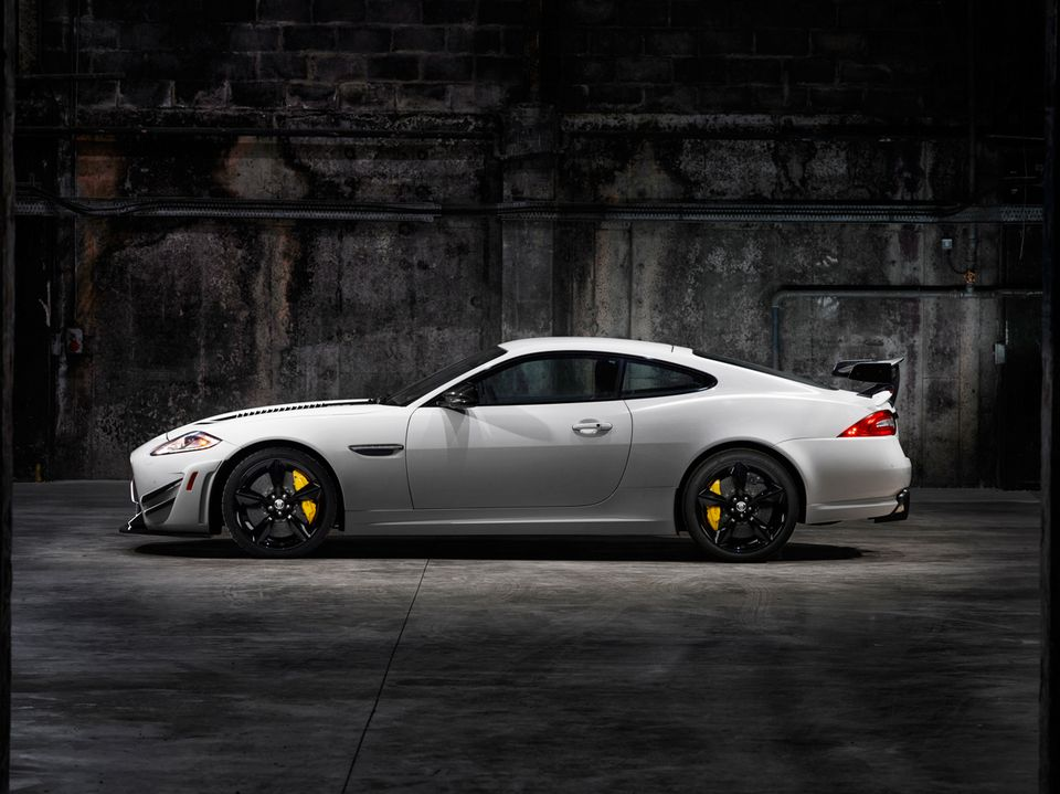 2014 Jaguar XKR-S GT Is Street-Legal And Track-Ready
