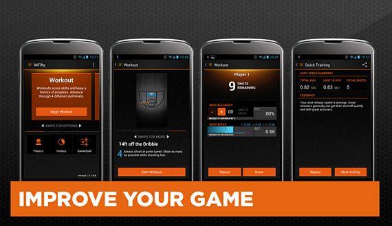 Basketball With Sensors, Tracking App To Help Improve Your Game