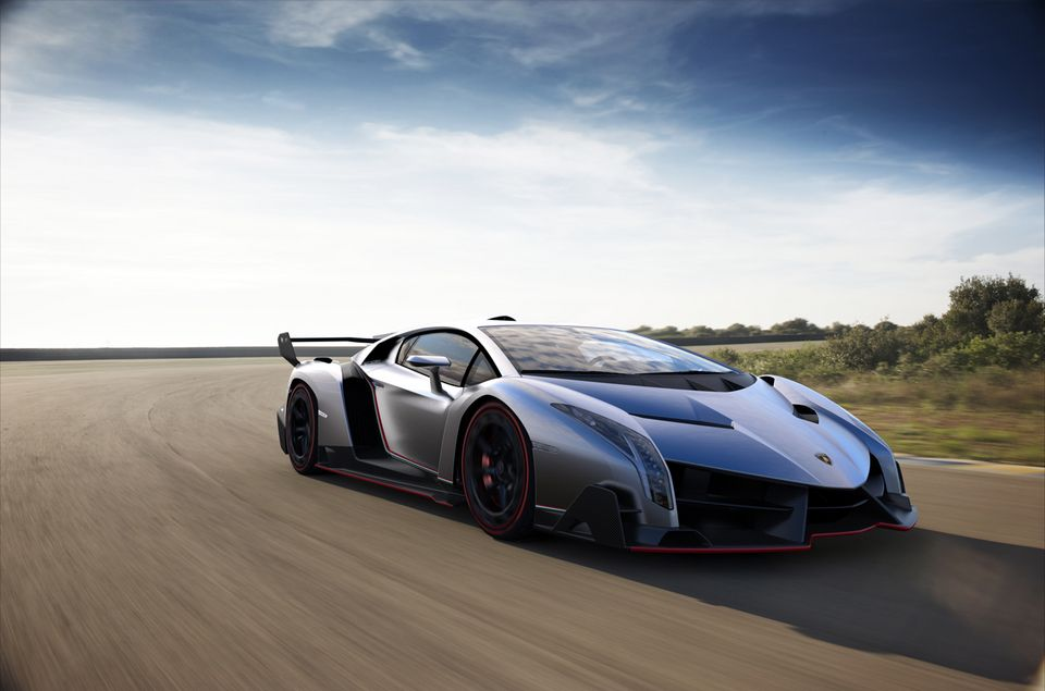 Fatal Attraction The Lamborghini Veneno