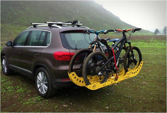 Tuf Bike Racks Boast Modular Design Indestructible Build
