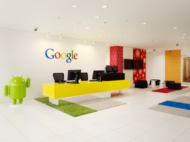google japan s colorful office interior pics rh coolthings com