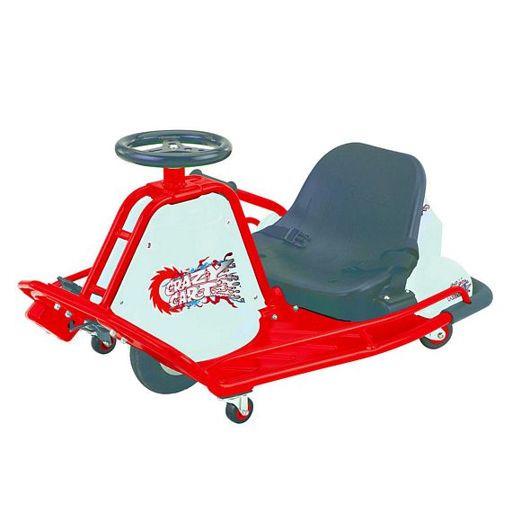 Razor Crazy Cart Video Looks Like Tons Of Drifting Fun