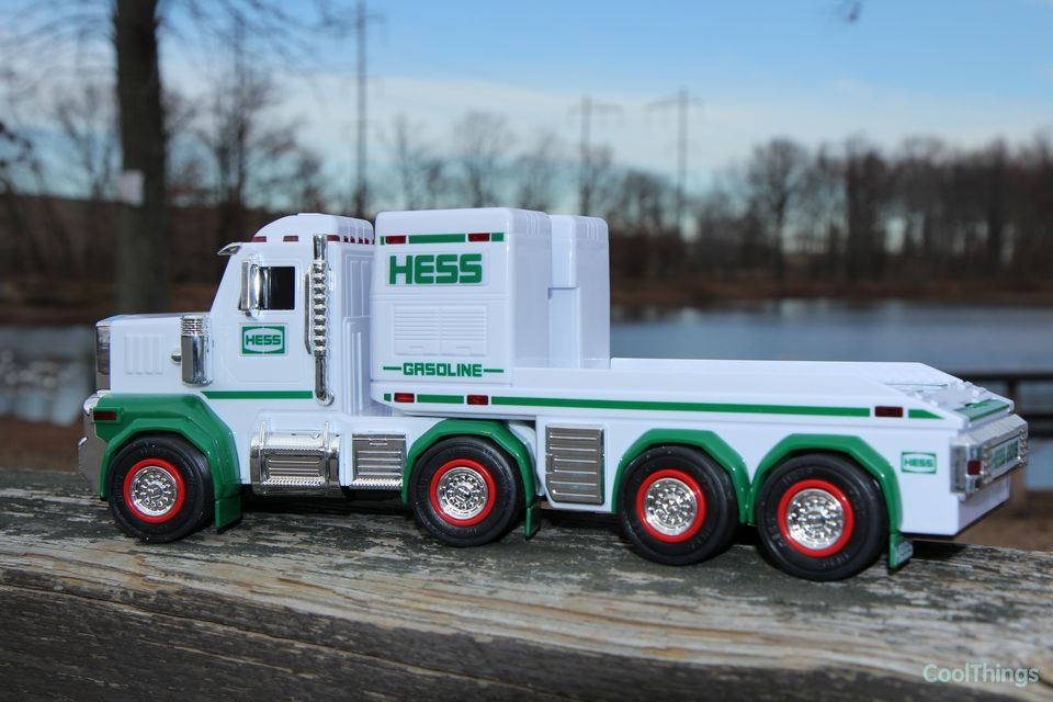 2013 Hess Truck Amp Tractor Pictures