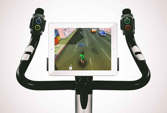 Gaming Exercise Equipment