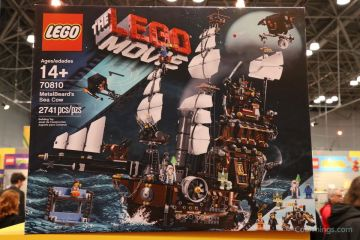 MetalBeard's Sea Cow LEGO Set 70810-1