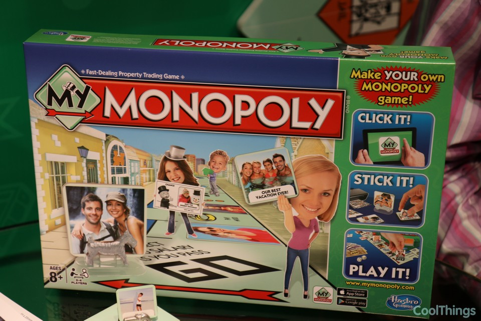 My Monopoly Board Game