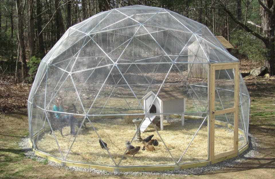 Pre fab room sized geodesic domes - Cool stuff to put in your room ...