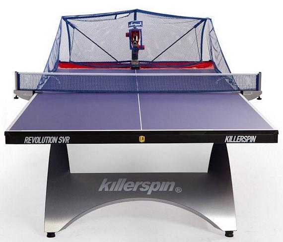 Killerspin Throw Ii Ping Pong Machine