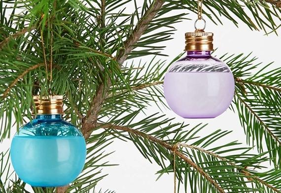 Christmas Spirit Shots Tree Ornaments