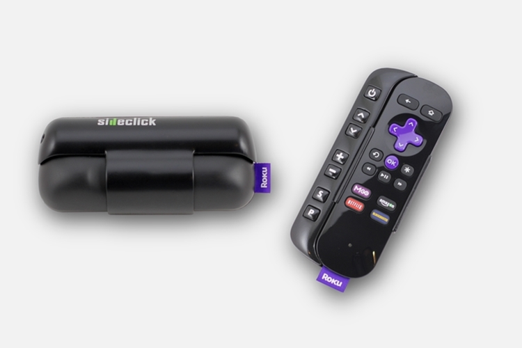 Sideclick Universal Remote