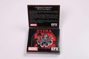 Captain America Hydra Pin