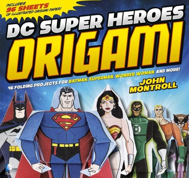 DC-superheroes-origami-1