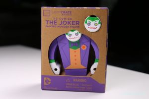 The Joker Wooden Figure (DC Collectibles)