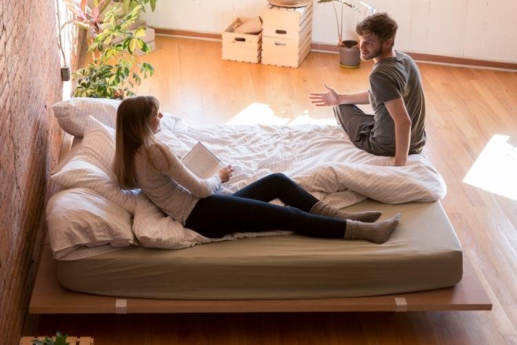 Fine Floyd Platform Bed Machost Co Dining Chair Design Ideas Machostcouk