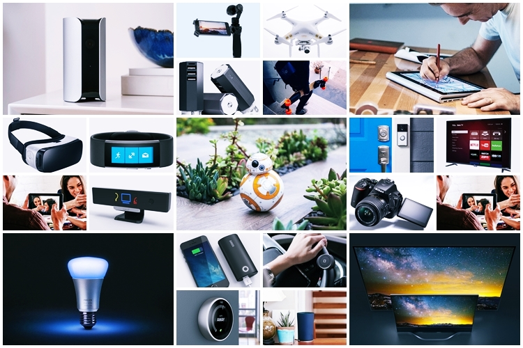 20 Best Tech Gadgets And Gifts Of 2015