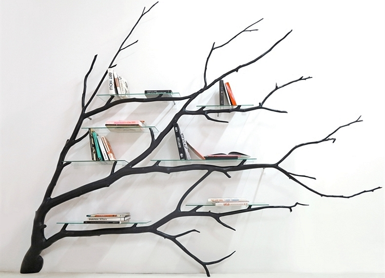 Weu0027ve Seen Trees And Their Multiple Protruding Branches Serve As  Inspiration For Storage Furniture Several Times Before, Including Wall  Shelves, ...