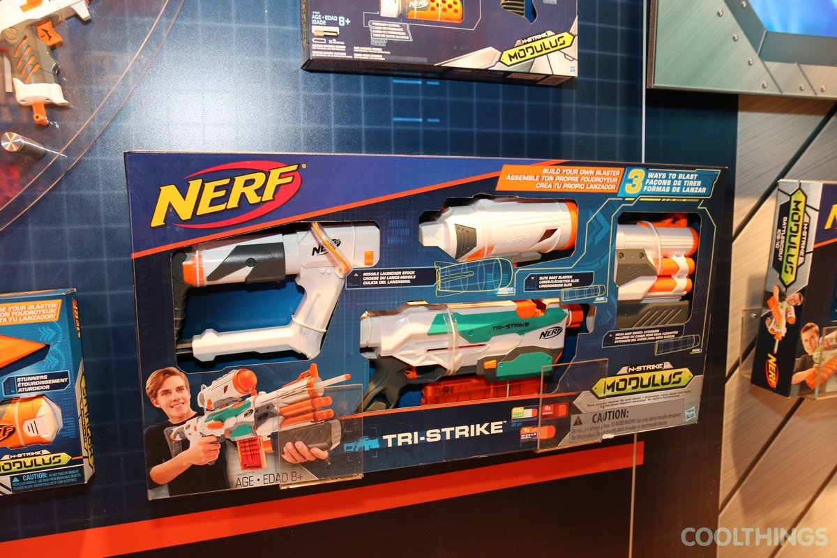 Nerf N-Strike Modulus Tri-Strike