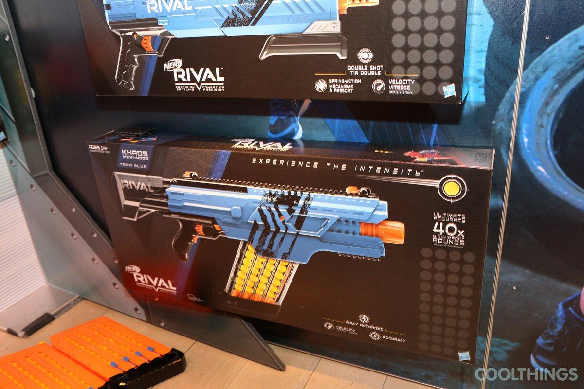 Nerf Rival Khaos MXVI 4000 blue