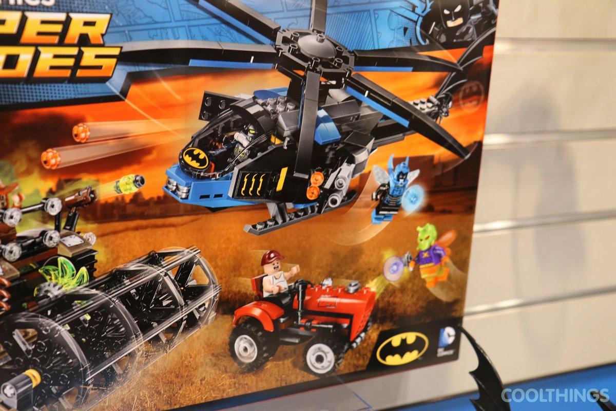 Lego 76054 Batman Scarecrow Harvest Of Fear 13