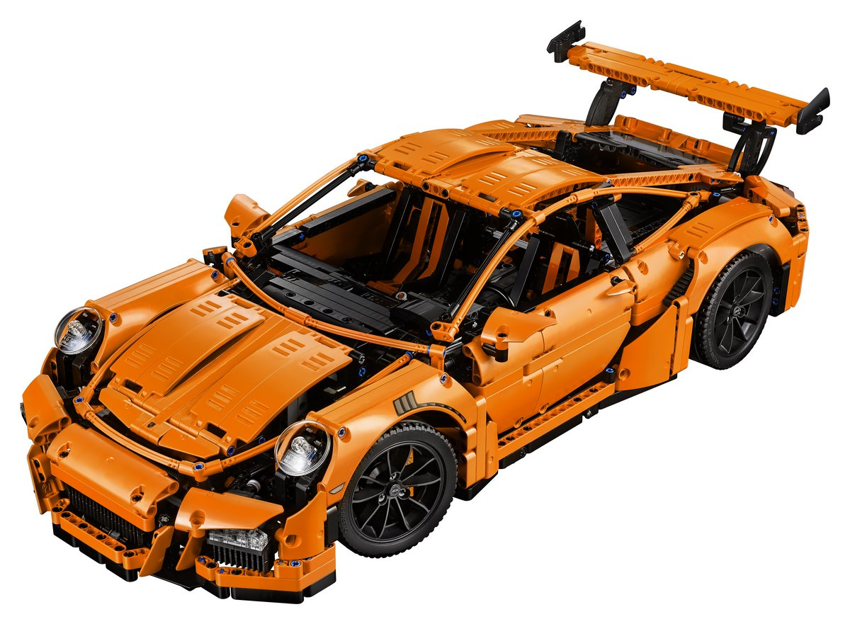 LEGO Technic Set 42056 Porsche 911 GT3 RS