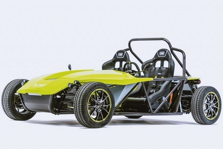 Kyburz eRod Electric Road-Legal Go-Kart