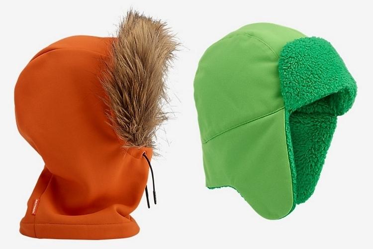 a2b6c21a5d3 Burton x South Park Hats