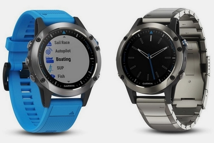 Garmin Quatix 5 Is The Perfect Watch For Modern Jack