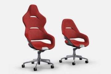 These Ferrari Designed Office Chairs Will Make You Feel Like Re Sitting In A Supercar Pit