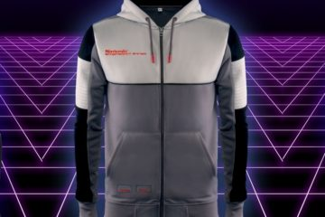 41b7980ff23f NES Classic Hoodie Lets You Dress Up Like Your Favorite Retro Console