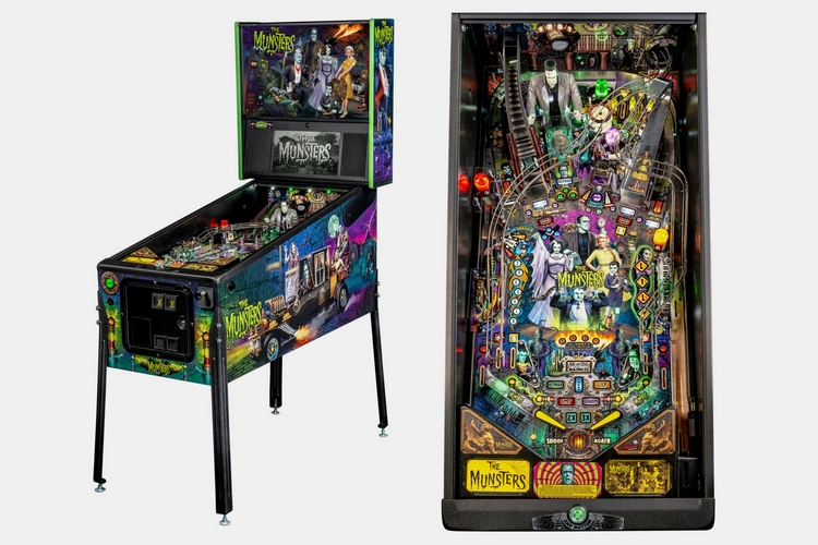 Stern Munsters Pinball Machines
