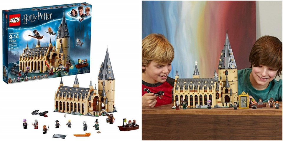 LEGO Harry Potter Great Hall Set