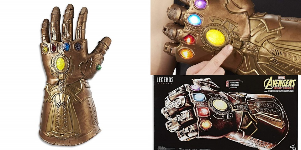 Marvel Legend Series Infinity Gauntlet Articulated Electronic Fist