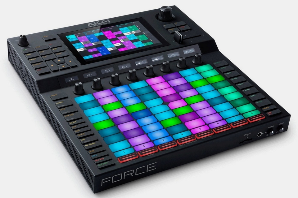 akai-force-controller