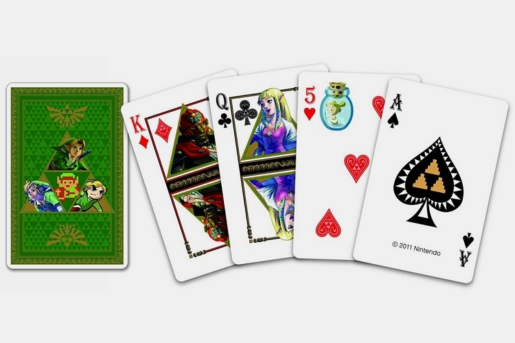 10-nintendo-legend-of-zelda-playing-cards