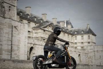 E-Raw 04 Signature Motorcycle