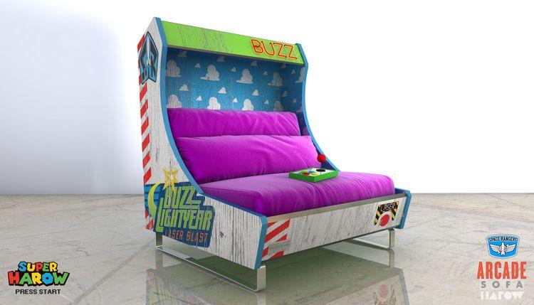 Harow Arcade Buzz