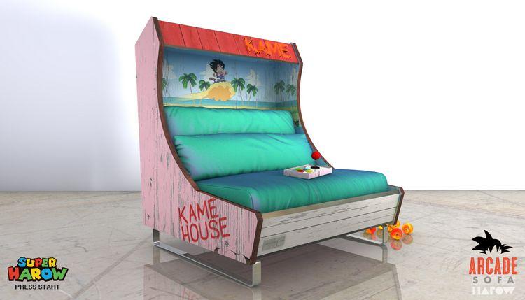 Harow Arcade Kame