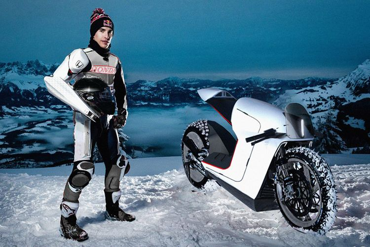 Honda-Motorcycle
