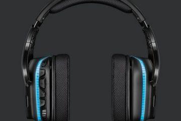 Logitech-headset