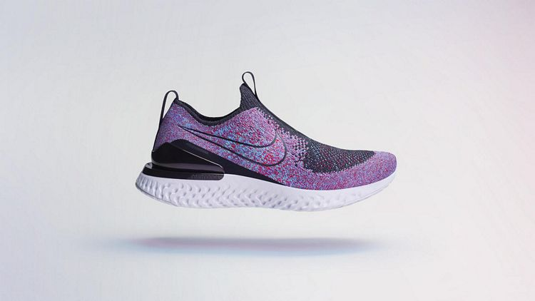 Nike Phantom React Flyknit Shoe