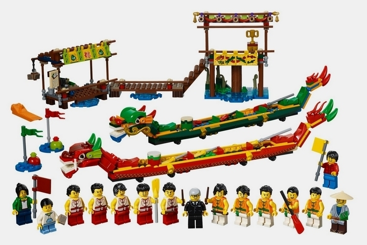 LEGO-dragon-boat-race-4